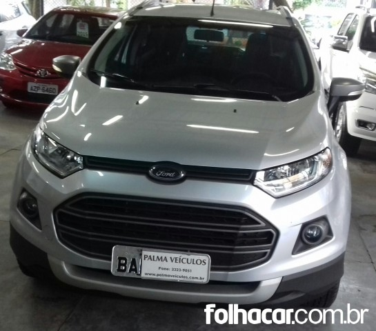Ford EcoSport 1.6 TiVCT Freestyle - 16/17 - 68.000