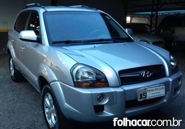 Hyundai Tucson GLS 2.0 16V (aut) - 09/10 - 35.000