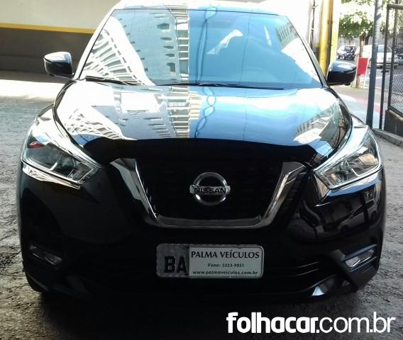 Nissan Kicks 1.6 SL CVT (Flex) - 16/17 - 84.000