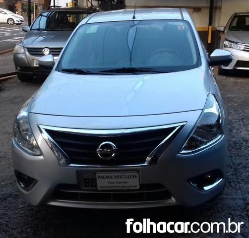 Nissan Versa 1.6 16V SL CVT (Flex) - 17/17 - 54.000