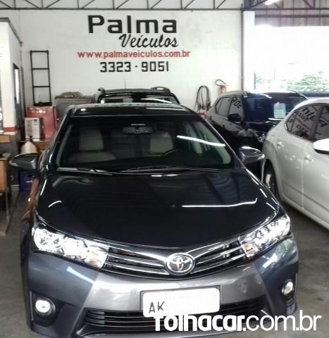 Toyota Corolla Sedan 2.0 Dual VVT-i Flex XEi Multi-Drive S - 15/16 - 84.000