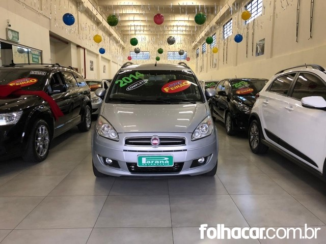 Fiat Idea Attractive 1.4 (Flex) - 13/14 - 31.500