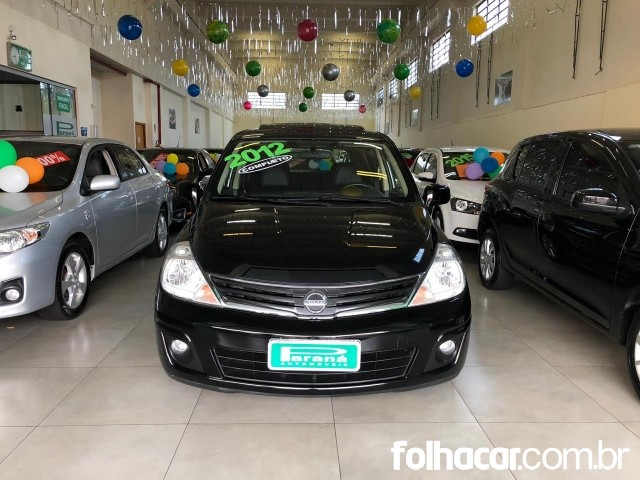 Nissan Tiida SL 1.8 (flex) - 11/12 - 29.500