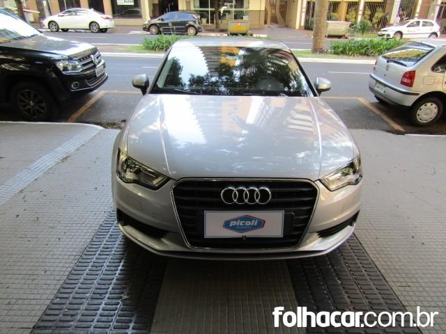 Audi A3 Sedan 1.4 TFSI Attraction S-tronic - 15/16 - 83.000
