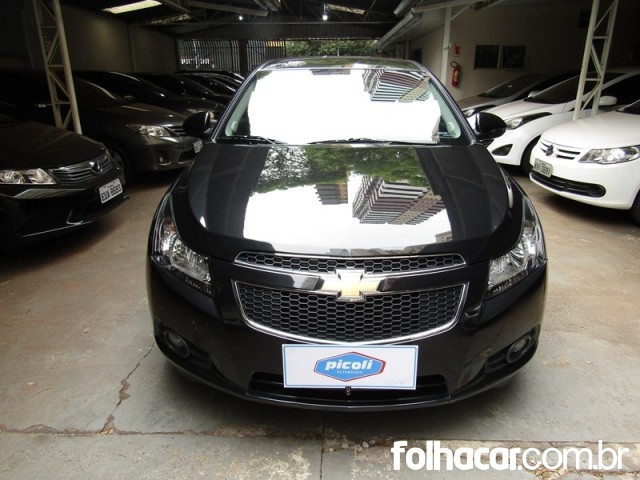 Chevrolet Cruze LTZ 1.8 16V Ecotec (aut)(Flex) - 14/14 - 56.500