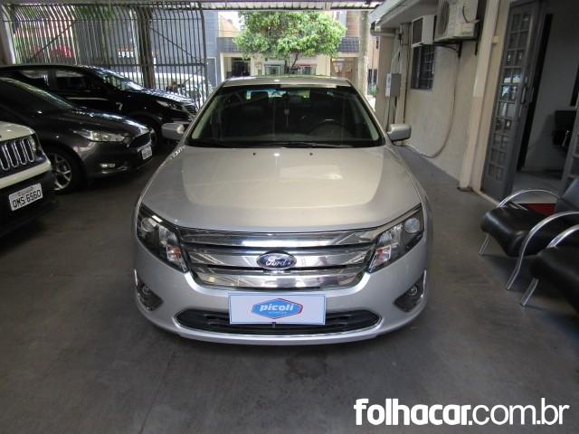 Ford Fusion 2.5 16V SEL - 11/11 - 36.900