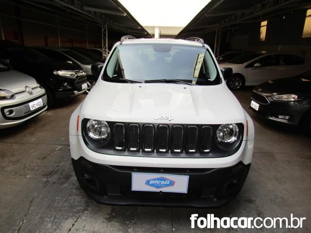 Jeep Renegade Sport 1.8 (Aut) (Flex) - 17/18 - 68.900
