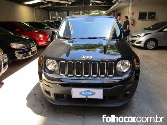 Jeep Renegade Sport 1.8 (Flex) (Aut) - 16/16 - 59.500