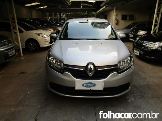 Renault Logan Expression 1.6 8V - 15/16 - 35.500