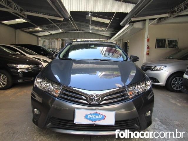 Toyota Corolla 2.0 XEi Multi-Drive S - 16/17 - 82.800