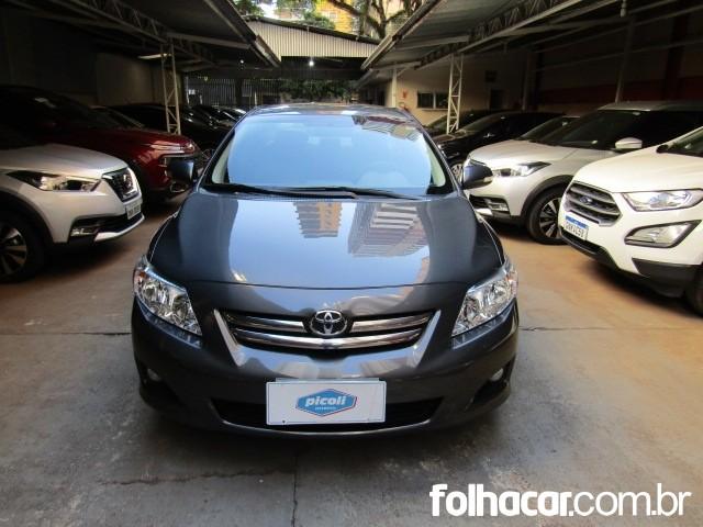 Toyota Corolla Sedan 2.0 Dual VVT-i XEI (aut)(flex) - 10/11 - 49.000