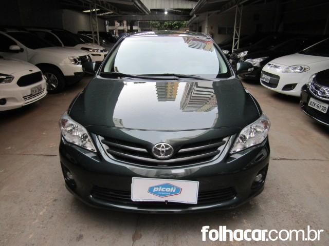 Toyota Corolla Sedan 2.0 Dual VVT-i XEI (aut)(flex) - 12/13 - 53.900