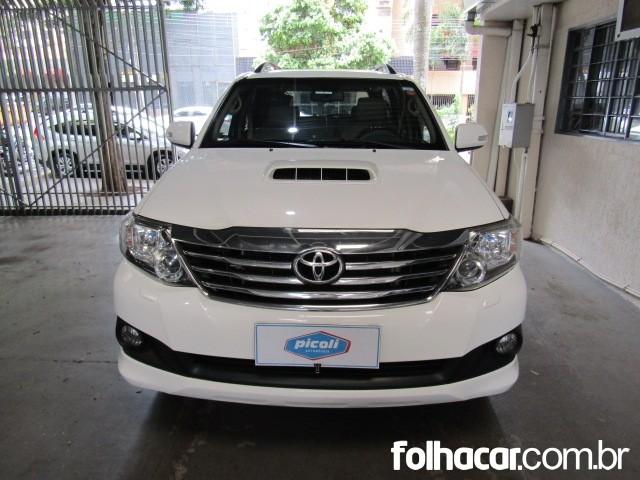 Toyota Hilux SW4 3.0 TDI 4x4 SRV 7L Auto - 14/14 - 139.500