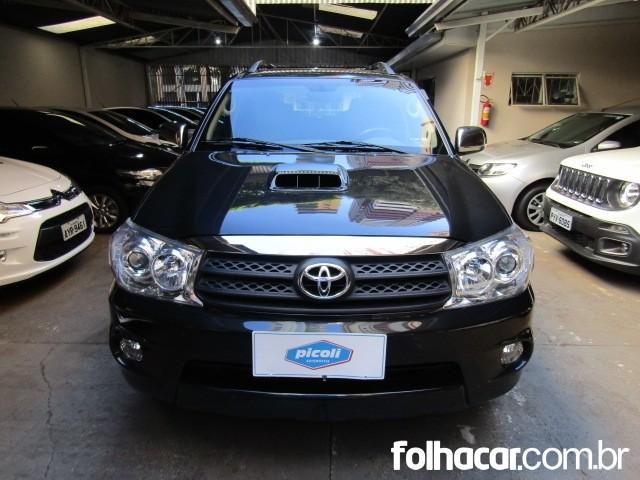 Toyota Hilux SW4 SRV 4x4 3.0 Turbo (aut) - 10/11 - 104.000