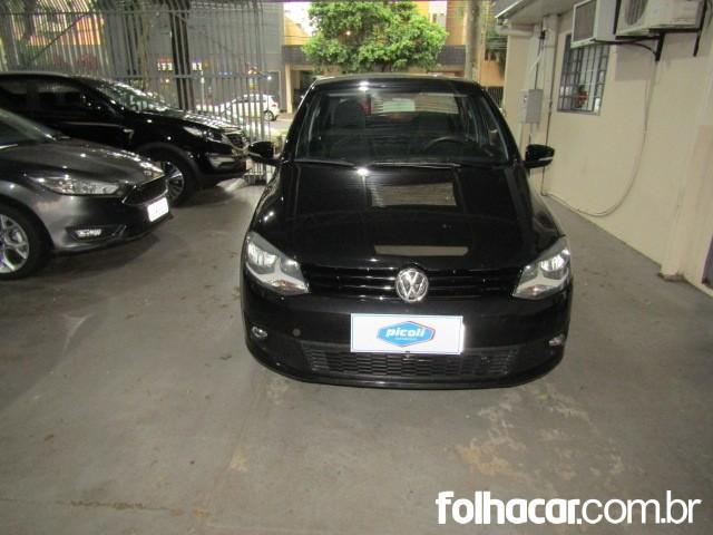 Volkswagen Fox Prime 1.6 8V (flex) - 10/11 - 27.500