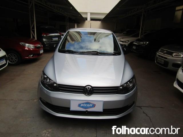 Volkswagen Gol 1.6 VHT Trendline (Flex) 4p - 16/16 - 33.900