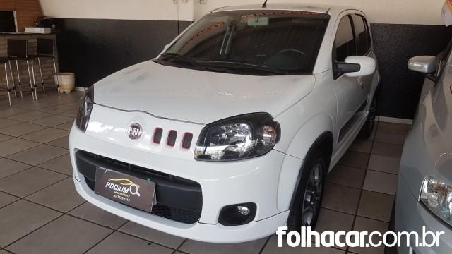 Fiat Uno Sporting 1.4 8V (Flex) 4p - 12/13 - 29.900