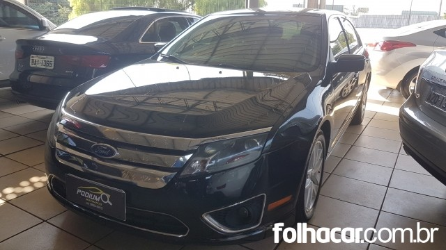 Ford Fusion 2.5 16V SEL - 11/11 - 41.900