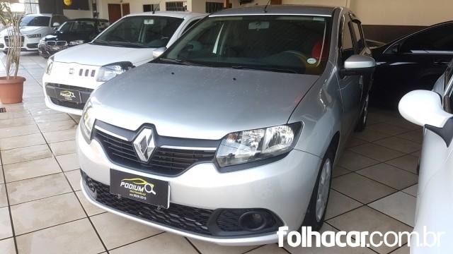 Renault Sandero Expression 1.6 8V - 14/15 - 32.900