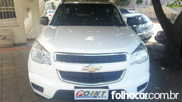 Chevrolet S10 Cabine Simples S10 2.8 CTDi 4x4 LS (Cab Simples) - 15/16 - 85.000
