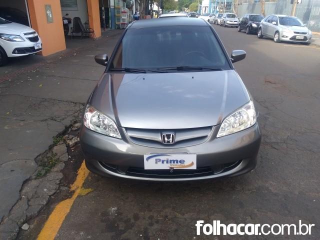 Honda Civic Sedan LXL 1.7 16V (aut) - 05/05 - 23.900