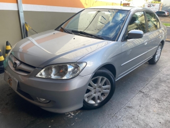 Civic Sedan LX 1.7 16V
