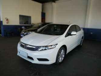 Civic New LXS 1.8 16V i-VTEC (flex)
