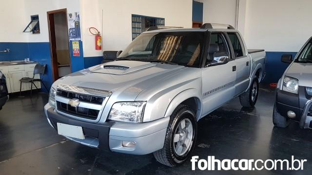 Chevrolet S10 Cabine Dupla Executive 4x2 2.4 (flex) (cab. dupla) - 08/09 - 42.800