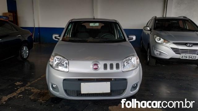 Fiat Uno Vivace 1.0 8V (Flex) 4p - 14/14 - 26.000