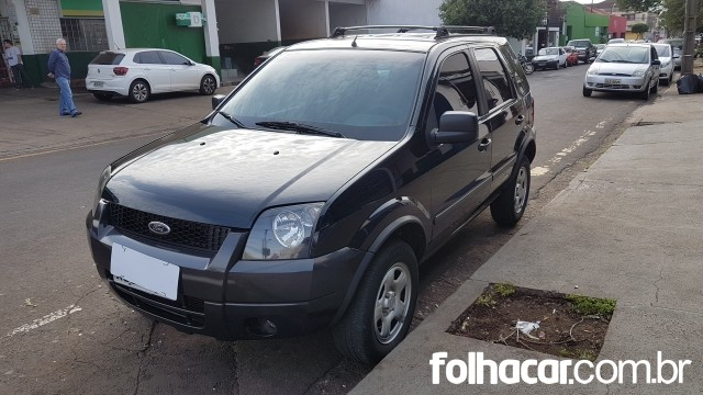 Ford EcoSport XLS 1.6 (flex) - 06/07 - 25.800