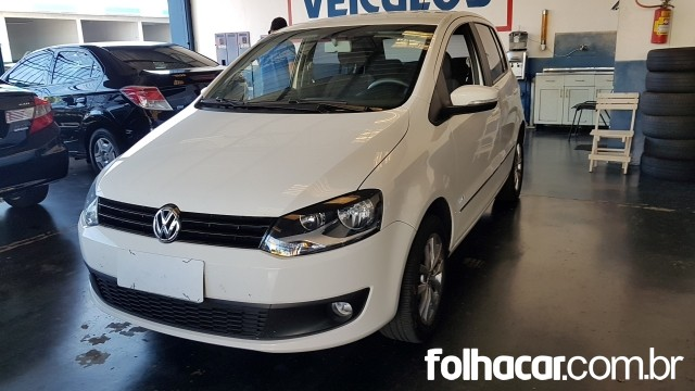 Volkswagen Fox 1.6 VHT Prime (Total Flex) - 12/13 - consulte