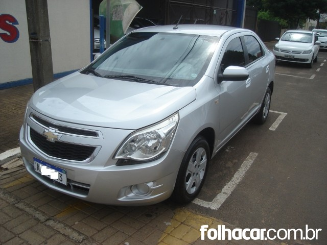 Chevrolet Cobalt LT 1.4 8v (flex) - 13/14 - 35.000