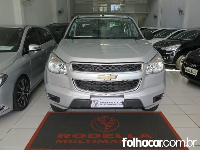 Chevrolet S10 Cabine Dupla S10 LS 2.4 flex (Cab Dupla) 4x2 - 14/15 - 68.000