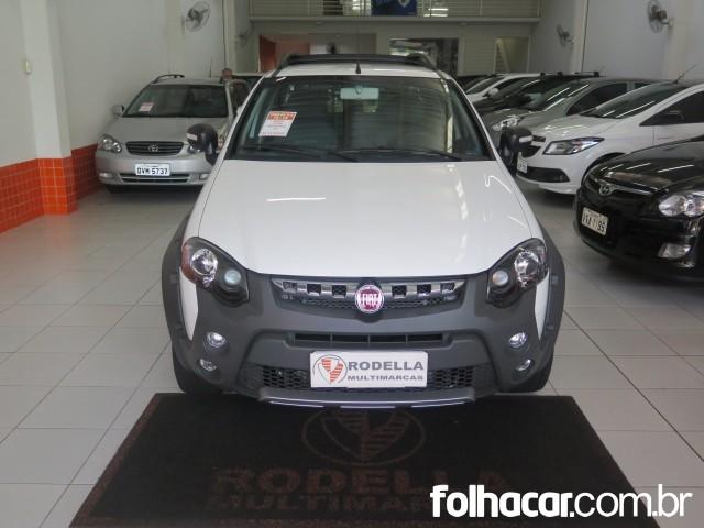 Fiat Strada Adventure 1.8 16V (flex) (Cab.Dupla) - 15/15 - 55.000
