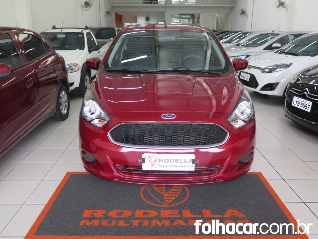 Ford Ka Hatch SE Plus 1.0 (Flex) - 15/15 - 34.000