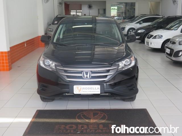 Honda CR-V 2.0 16V 4X2 LX (aut) - 12/12 - 72.000
