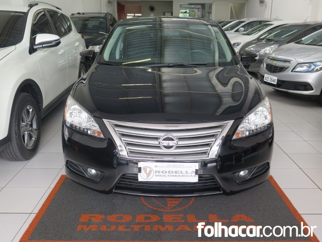 Nissan Sentra SV 2.0 16V CVT (Aut) (Flex) - 14/14 - 49.800