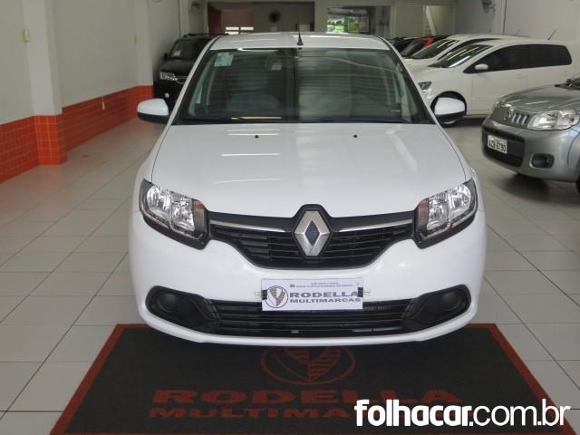 Renault Logan Expression 1.6 8V (Flex) - 16/17 - 36.900