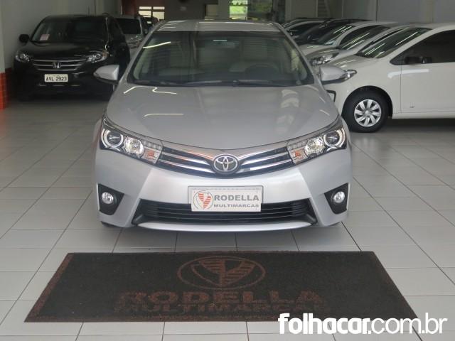 Toyota Corolla Sedan 2.0 Dual VVT-I Flex Altis Multi-Drive S - 15/16 - 92.000