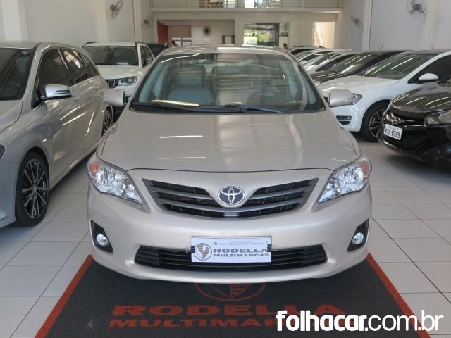 Toyota Corolla Sedan 2.0 Dual VVT-i XEI (aut)(flex) - 12/13 - 57.800
