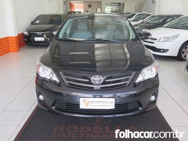 Toyota Corolla Sedan 2.0 Dual VVT-i XEI (aut)(flex) - 13/14 - 63.500