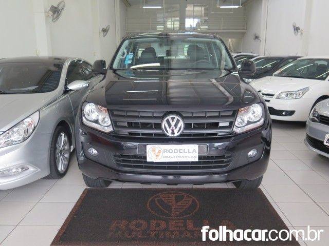 Volkswagen Amarok SE 2.0 TDi CD 4x4 - 15/16 - 99.000