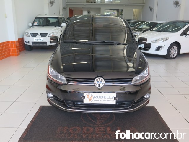 Volkswagen Fox Highline 1.6 16v MSI (Flex) - 14/15 - 45.000