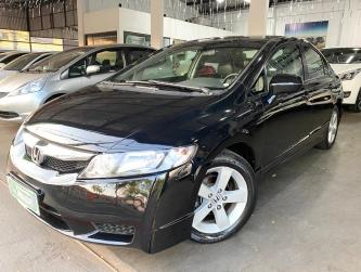 Civic New LXS 1.8 16V (aut) (flex)