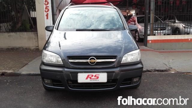 Chevrolet Zafira Elite 2.0 (flex) (aut) - 08/08 - 29.900