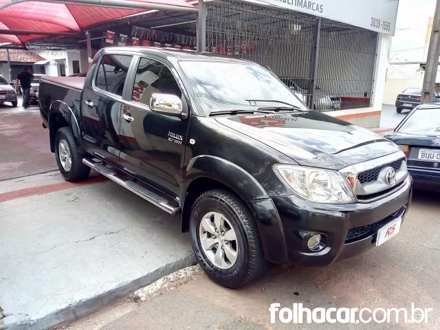 Toyota Hilux Cabine Dupla Hilux SR 4X2 2.7 16V (cab. dupla) - 08/09 - 51.800