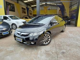 Civic New LXL 1.8 16V i-VTEC (aut) (flex)