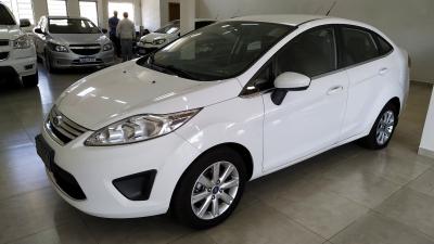 Fiesta Sedan New SE 1.6 16V (Flex)
