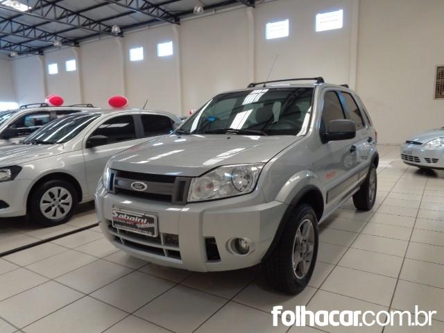 Ford EcoSport XLT Freestyle 1.6 (flex) - 08/08 - consulte
