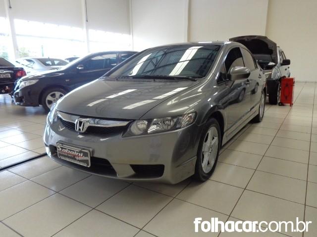 Honda Civic New LXS 1.8 16V (aut) (flex) - 09/10 - consulte